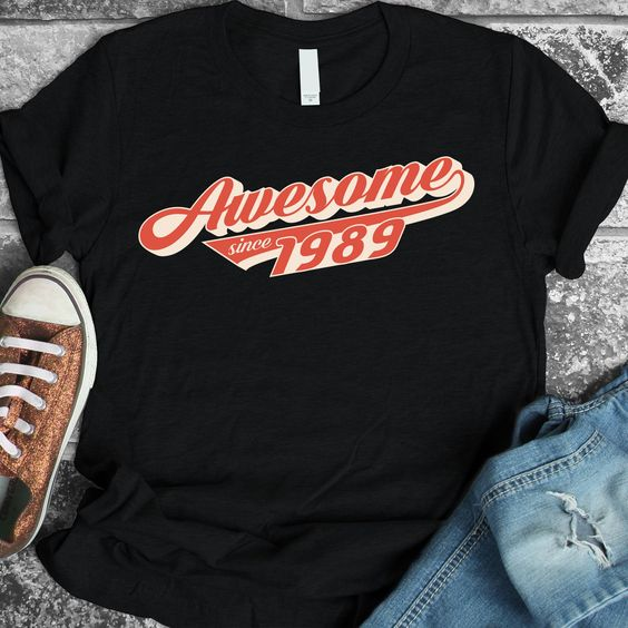 Awesome 89 T Shirt EP3A0