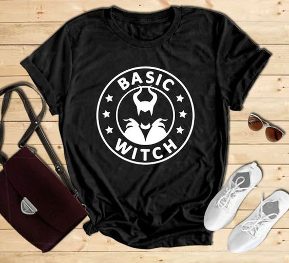 Basic witch T Shirt EP3A0