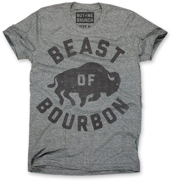 Beast Of Bourbon T-Shirt AF6A0