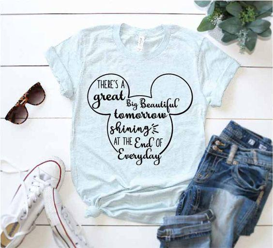 Beautiful Tomorrow T Shirt SE24A0