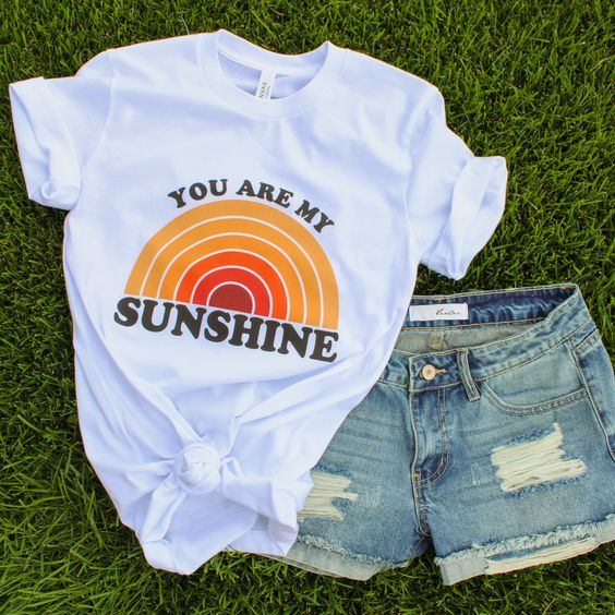 You Are My Sunshine Tshirt YT13A0