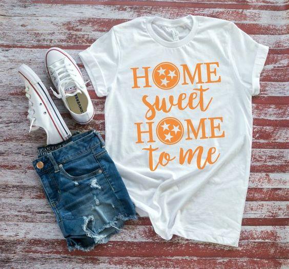Home Sweet Tshirt AS24JN0