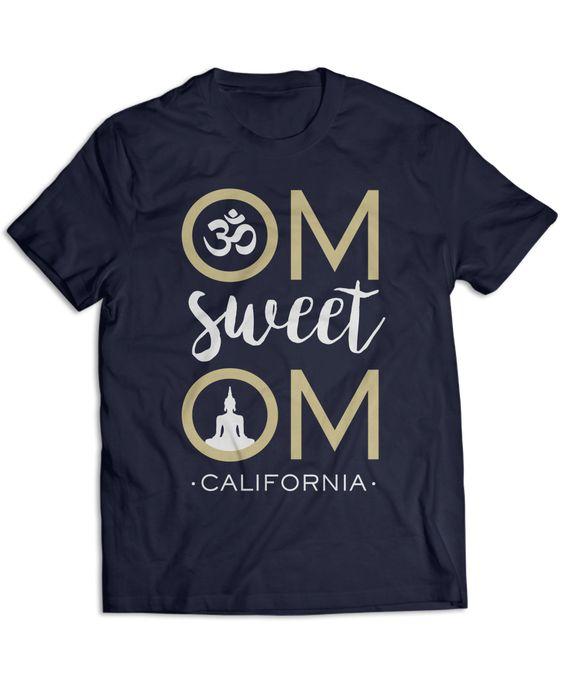 Om Sweet Om Tshirt AS24JN0