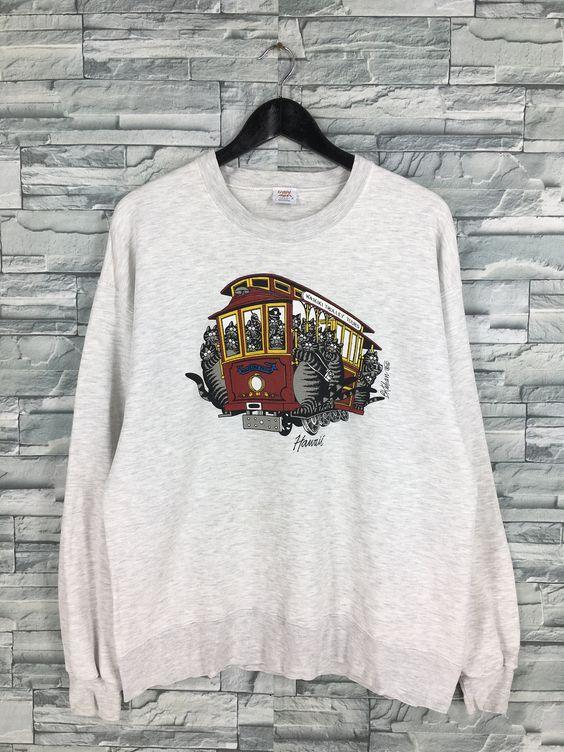 Crazy Sweatshirt TK2JL0