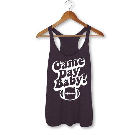 Game Day Baby Tanktop FD10JL0