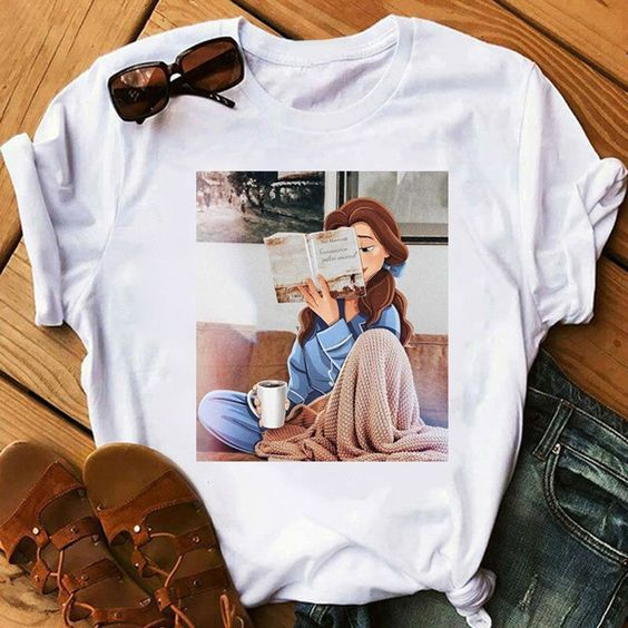 Princess Story T-Shirt AN21JL0
