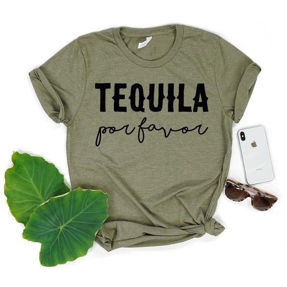 Vintage Tequila T-Shirt AN21JL0