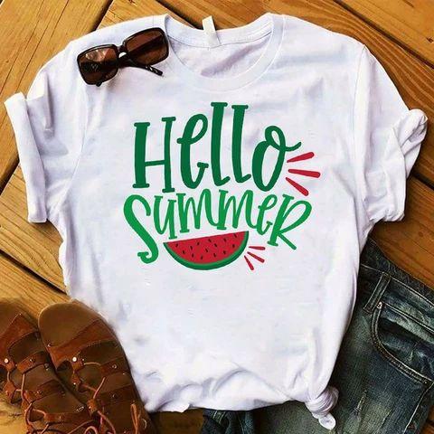 Watermelon Summer T-Shirt AN21JL0