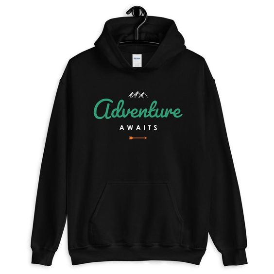 Adventure Awaits Hoodie LI20AG0