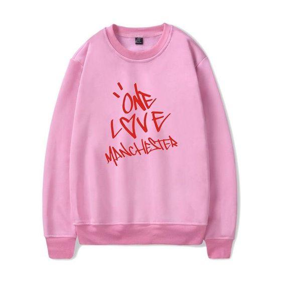 Ariana Grande Sweatshirt TA12AG0