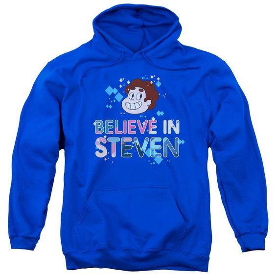 Believe in Steven Hoodie TA24AG0