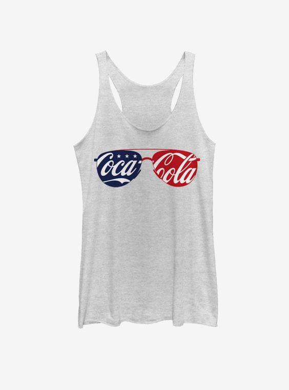 Coke Coke Tanktop TA5AG0