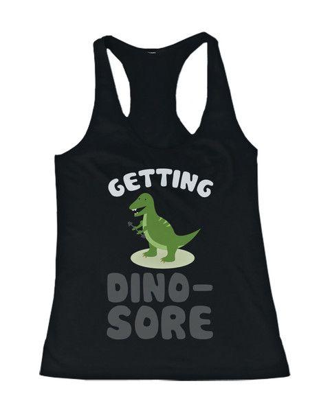 Getting Dino Sore Tanktop TA5AG0