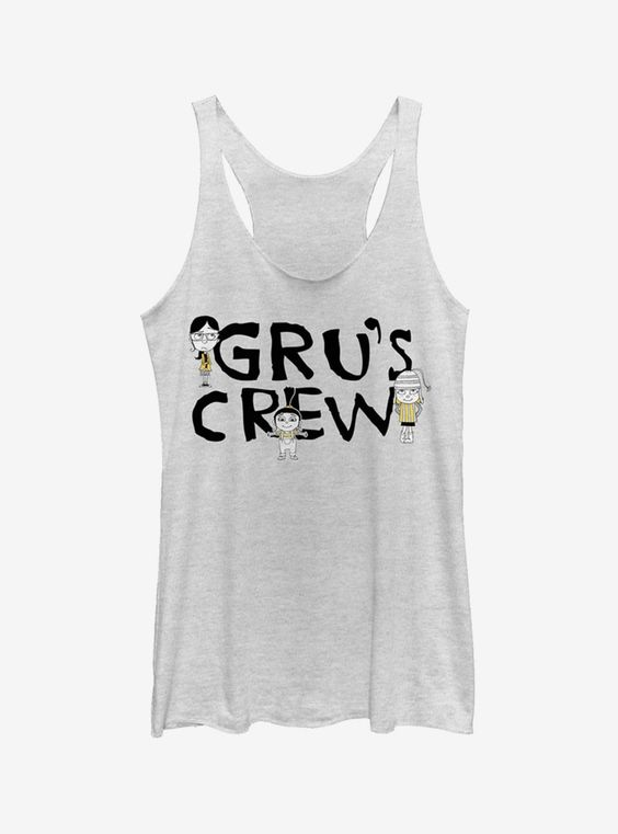 Gru's Crew Tanktop TA5AG0