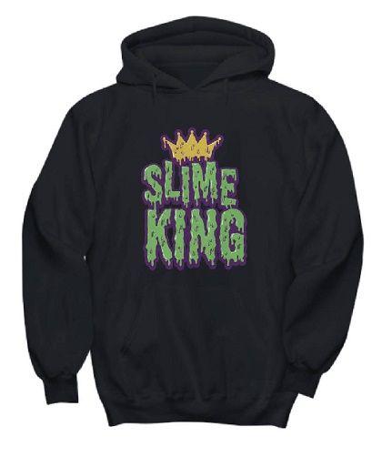 Slime King Hoodie TA24AG0