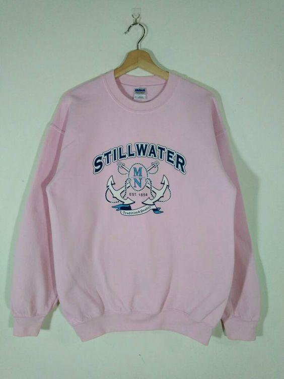 StillWater Sweatshirt TA12AG0
