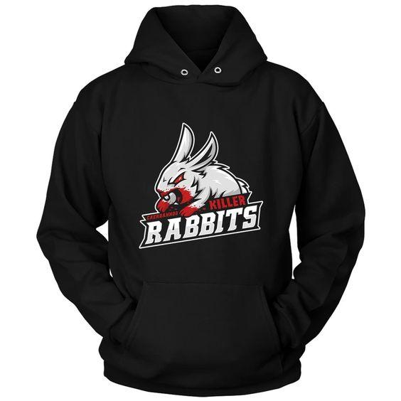 The Killer Rabbits Hoodie TA24AG0
