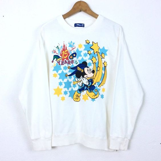 Tokyo Disneyland Sweatshirt TA12AG0