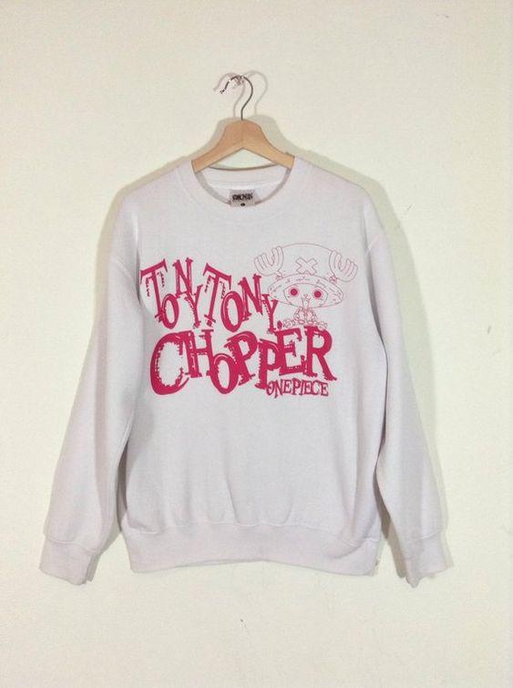 Tony Tony Chopper Sweatshirt TA12AG0