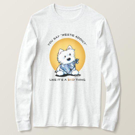 Westie Addict Sweatshirt TA12AG0