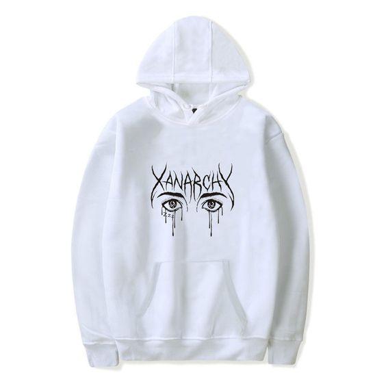 Xanarchy Tear Hoodie TA24AG0