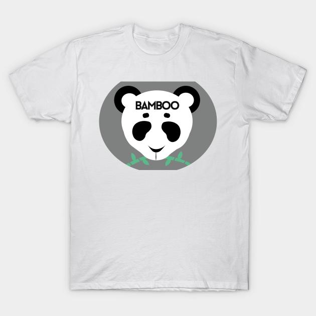 Panda Bamboo T-Shirt AL6N0