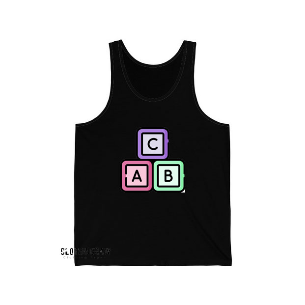 ABC Tank Top ED15JN1