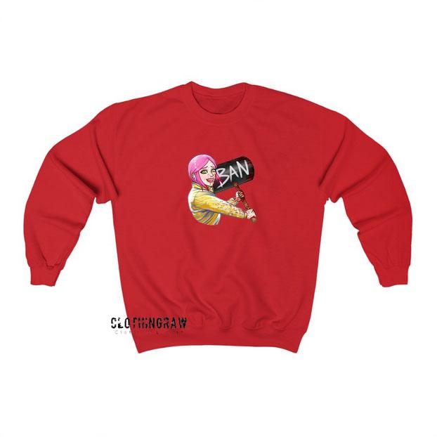 Ban Sweatshirt ED15JN1