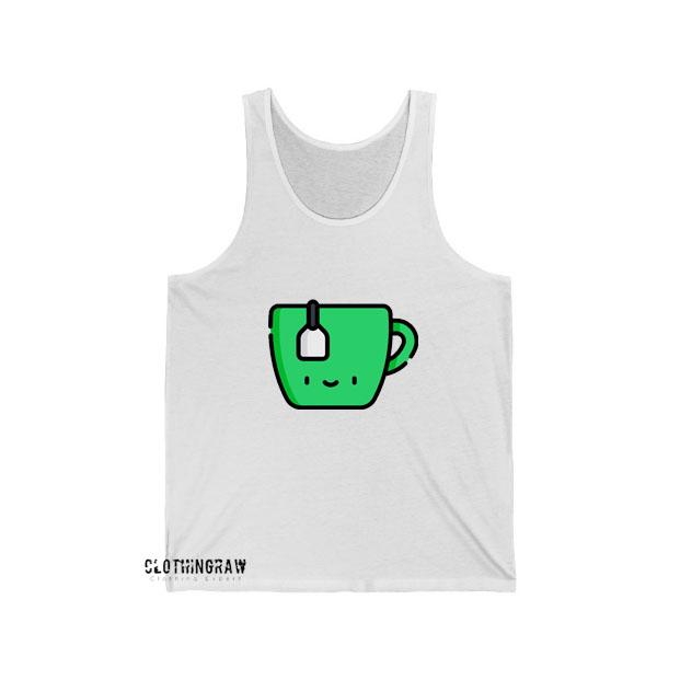 Mug Tea Tank Top ED15JN1