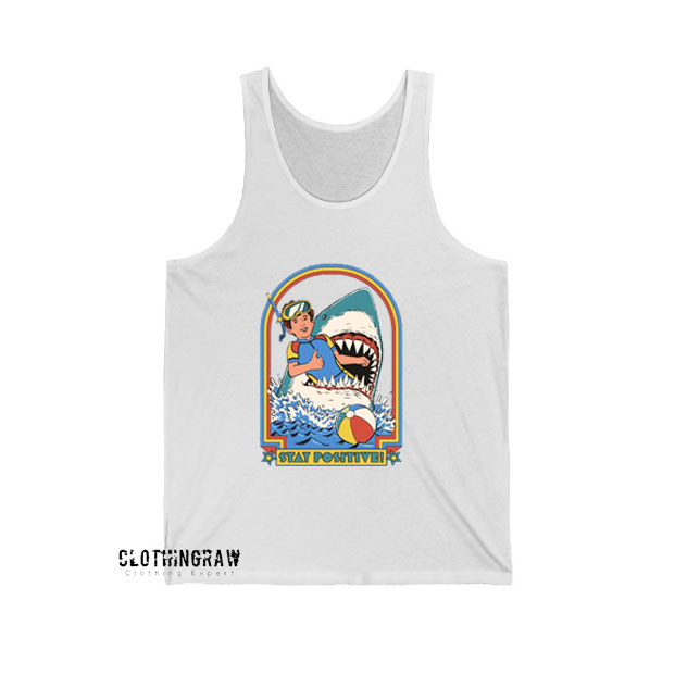 Stay Positive tank top SY27JN1