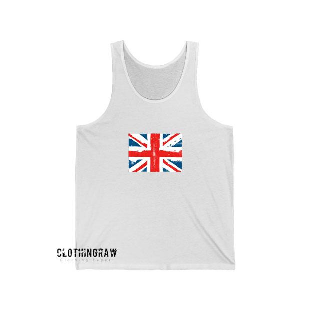 Union Jack Tank Top ED11JN1