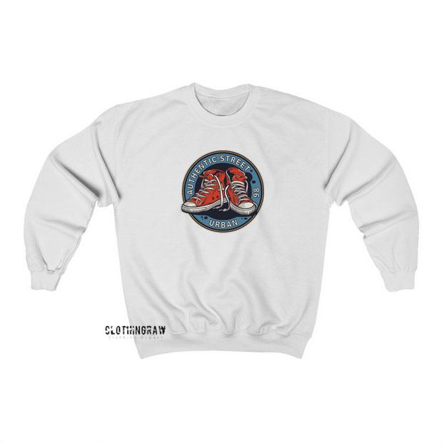 Vintage street Sweatshirt ED16JN1