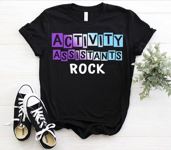 Activity Professionals Tshirt EL8F1