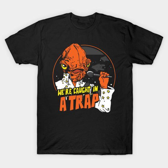 Admiral Ackbar T-Shirt NT26F1