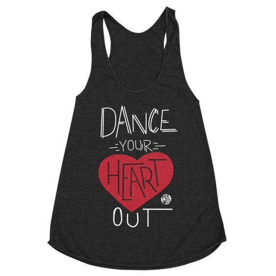 Dance Your Heart Tanktop SD24F1