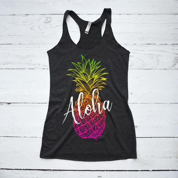 Aloha Pineapple T-Shirt AL19F1