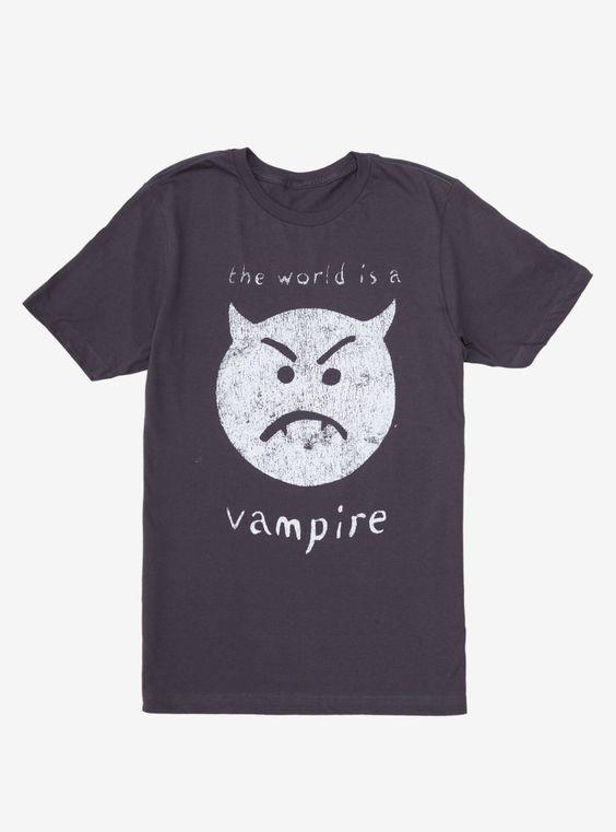 A Vampire Infinite T-Shirt EL18MA1