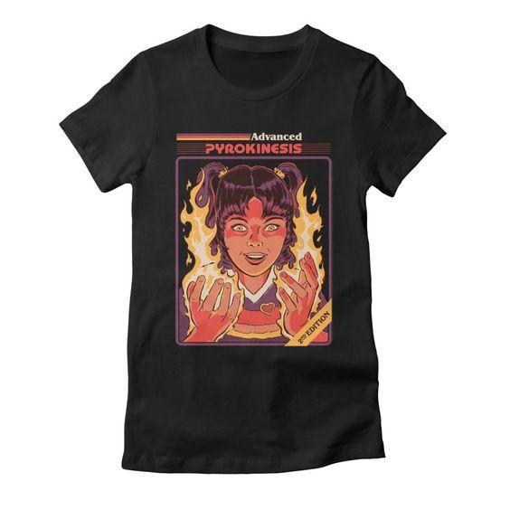 Advanced Pyrokinesis T-shirt SD19MA1