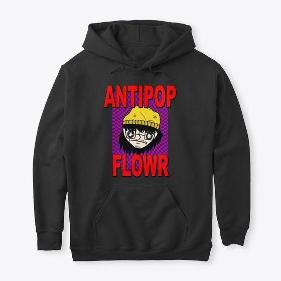 Antipop Flowr Hoodie EL18MA1