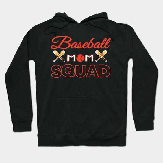 Baseball Mom Squad Hoodie SM29MA1