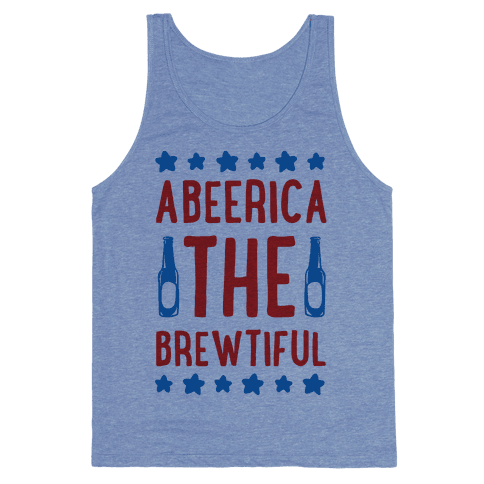 Abeerica The Brewtiful Tanktop AL24A1