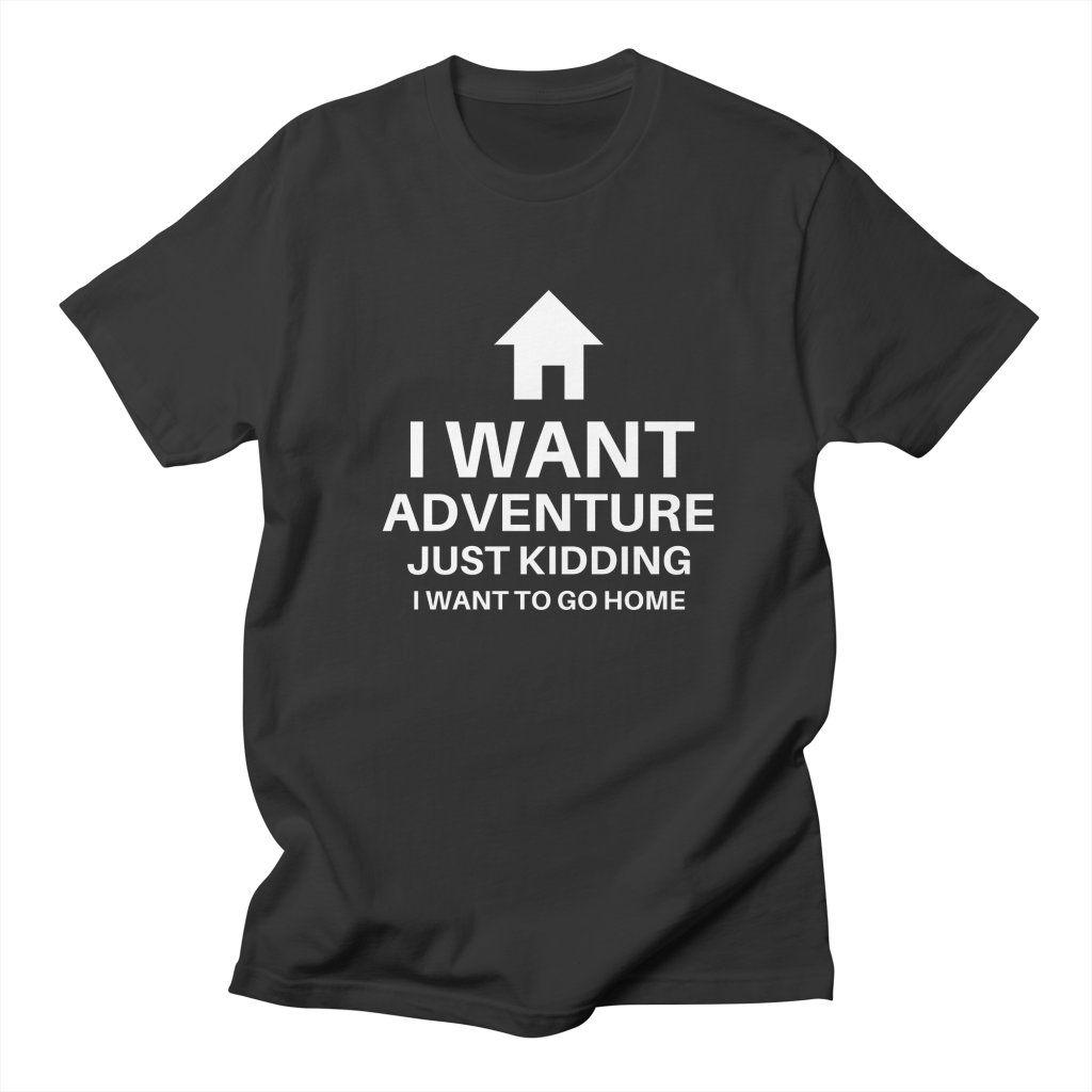 Adventure Introvert T-Shirt AL10A1