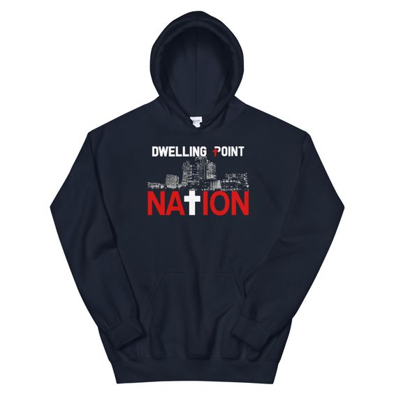 Dwelling Point Nation Hoodie SD8A1