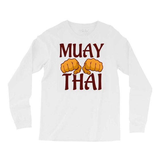 Muay Thai Sweatshirt SR19M1
